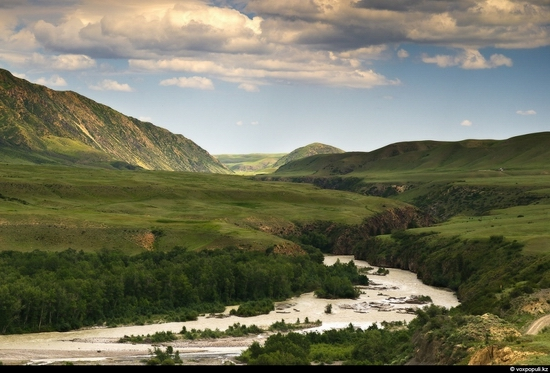 Breathtaking views of Kazakhstan nature 6