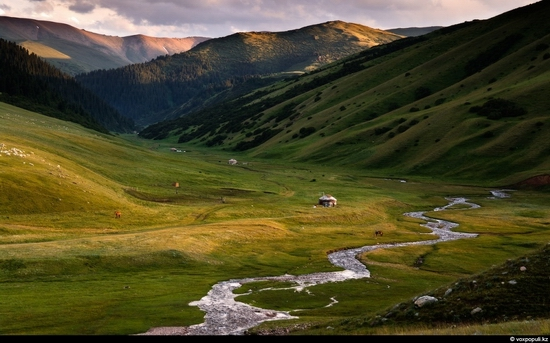 Breathtaking views of Kazakhstan nature 9