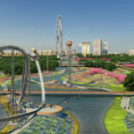 The reconstruction project of Central Park in Astana