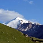 Zailiyskiy Alatau – the mountains around Almaty