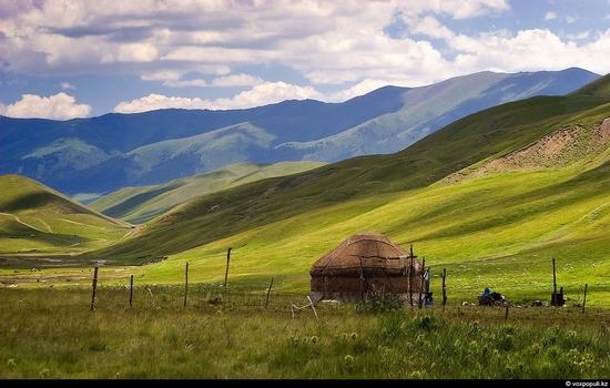 Almaty oblast, Kazakhstan beauty 1