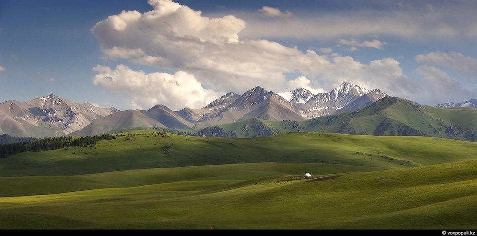 The Variety Of Landscapes Of Almaty Oblast 183 Kazakhstan