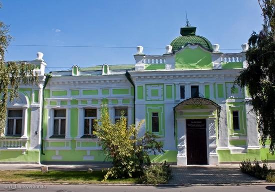 Semey city, Kazakhstan Abay museum