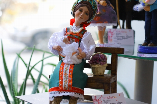 Almaty, Kazakhstan puppet fair view 1