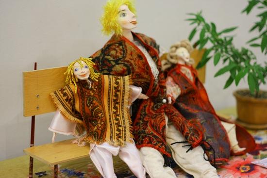 Almaty, Kazakhstan puppet fair view 13