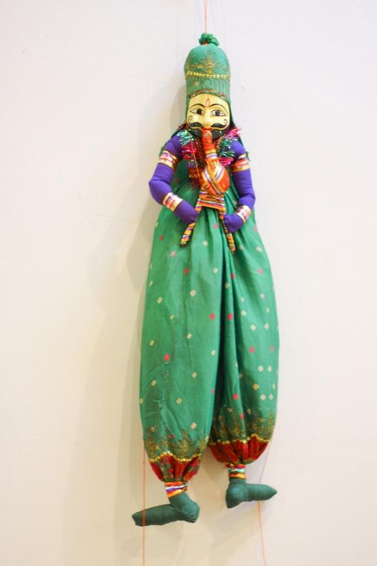 Almaty, Kazakhstan puppet fair view 14