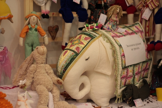 Almaty, Kazakhstan puppet fair view 15
