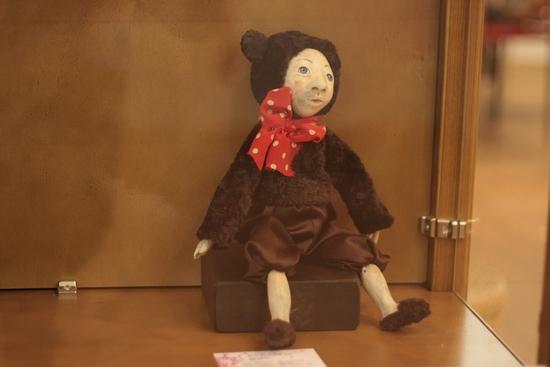 Almaty, Kazakhstan puppet fair view 17