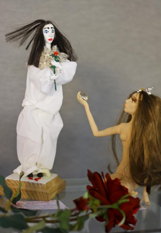 Almaty, Kazakhstan puppet fair view 4