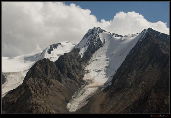 Dzungarian Alatau mountain range, Kazakhstan view 3
