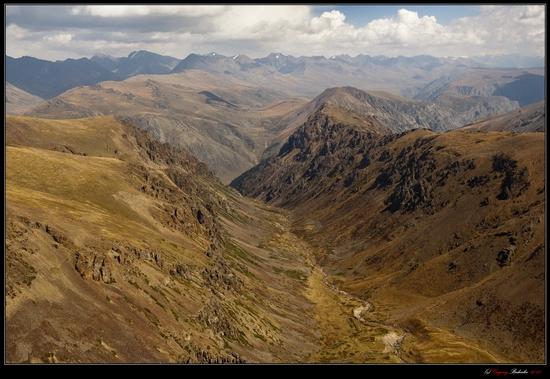 Dzungarian Alatau mountain range, Kazakhstan view 6