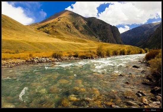 Dzungarian Alatau mountain range, Kazakhstan view 9