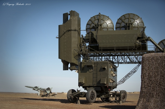 Missile firing, Sary-Shagan testing ground, Kazakhstan view 10