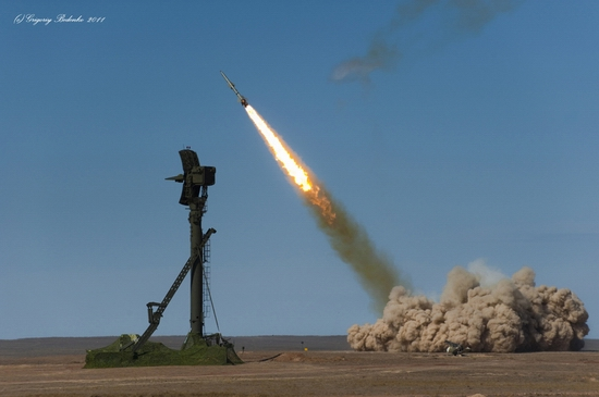 Missile firing, Sary-Shagan testing ground, Kazakhstan view 15