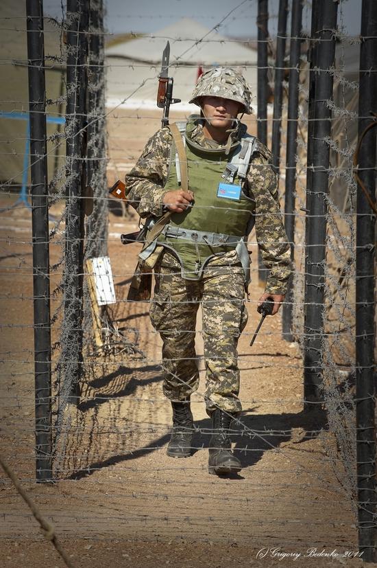 Missile firing, Sary-Shagan testing ground, Kazakhstan view 21