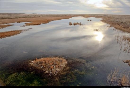 Semipalatinsk nuclear test site, Kazakhstan view 5