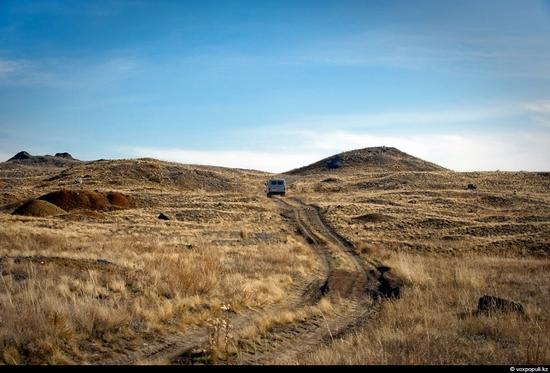 Semipalatinsk nuclear test site, Kazakhstan view 9