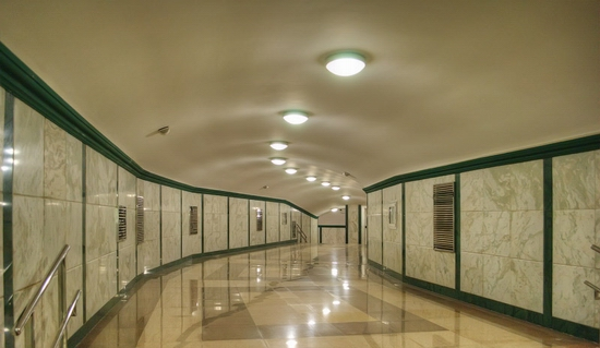 Almaty city, Kazakhstan subway view 6