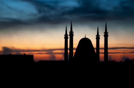 Frosty Pavlodar city, Kazakhstan view 13