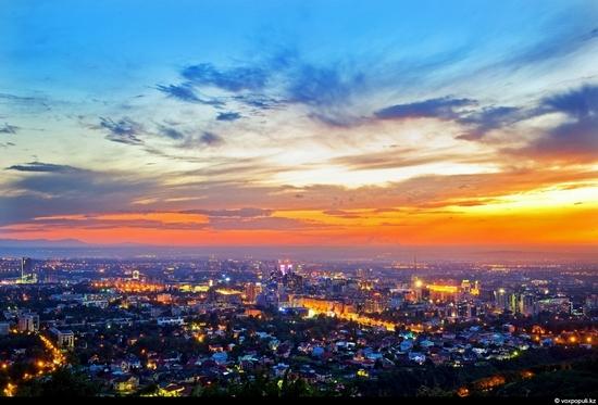 Almaty bird's eye view 19