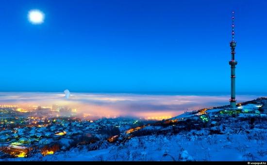 Almaty bird's eye view 20