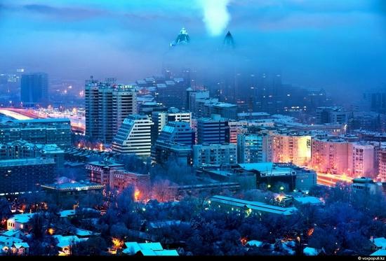 Almaty bird's eye view 21