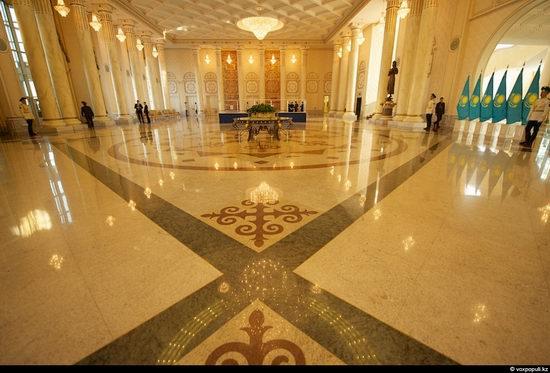 Akorda - Kazakhstan President residence view 2