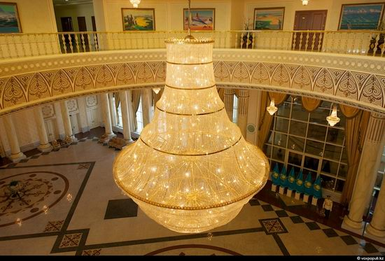Akorda - Kazakhstan President residence view 8