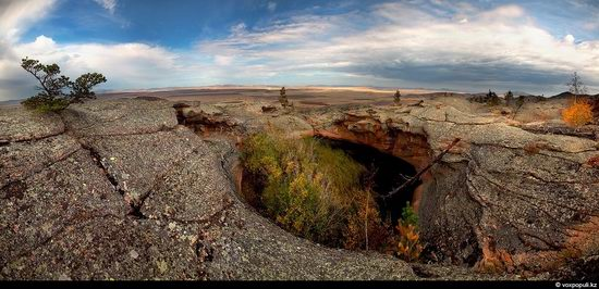 North and East Kazakhstan landscape view 22