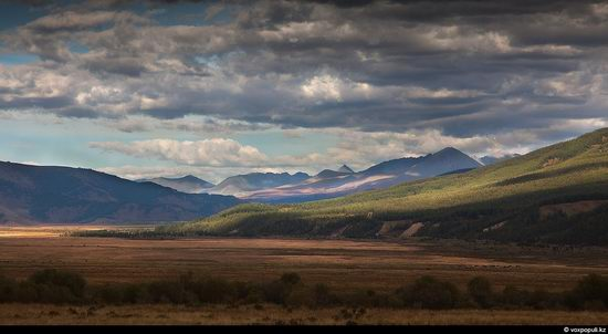 North and East Kazakhstan landscape view 9