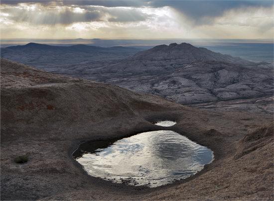 Picturesque sceneries of Bektau-Ata, Kazakhstan 4