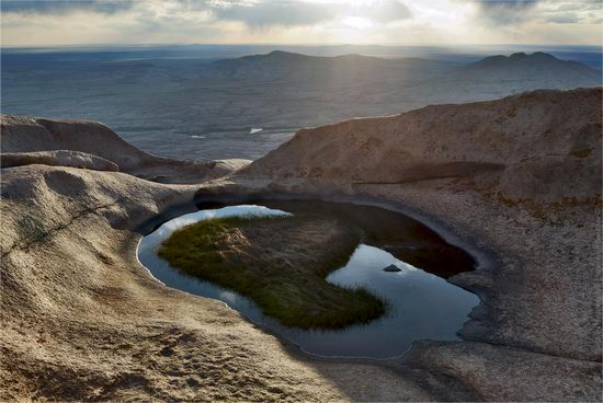 Picturesque sceneries of Bektau-Ata, Kazakhstan 5