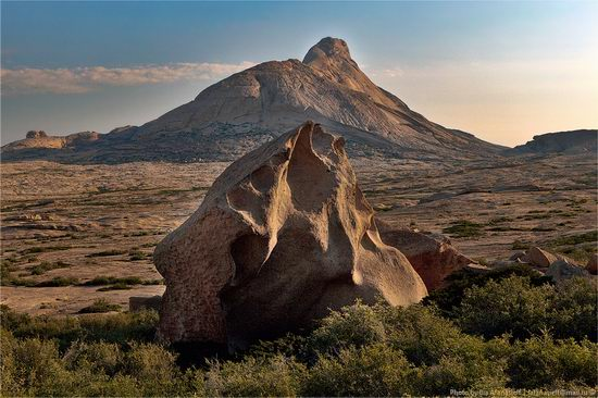 Picturesque sceneries of Bektau-Ata, Kazakhstan 9