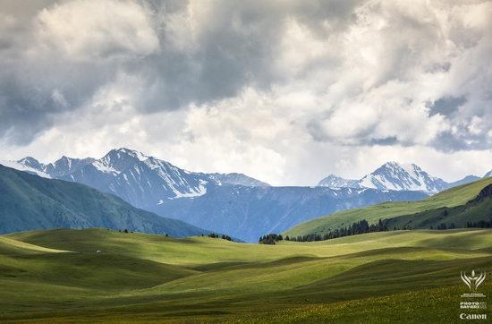 Summer pastures Taban-Karagai, Kazakhstan view 5
