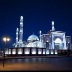 """Hazrat Sultan"" – the largest mosque in Kazakhstan"