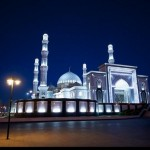 """Hazrat Sultan"" – the largest mosque in Kazakhstan"