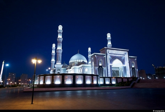 Hazrat Sultan Mosque, Astana, Kazakhstan photo 1