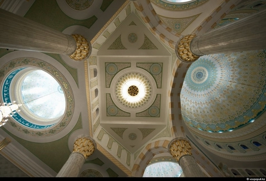 Hazrat Sultan Mosque, Astana, Kazakhstan photo 11