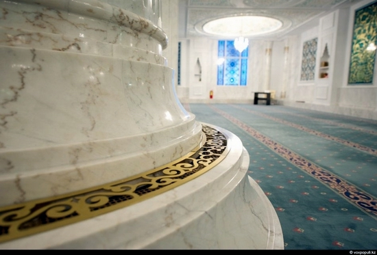 Hazrat Sultan Mosque, Astana, Kazakhstan photo 14