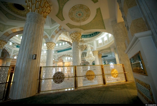 Hazrat Sultan Mosque, Astana, Kazakhstan photo 17