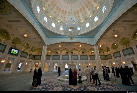 Hazrat Sultan Mosque, Astana, Kazakhstan photo 20