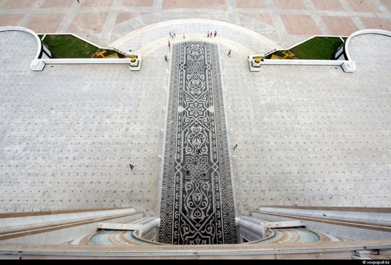 Hazrat Sultan Mosque, Astana, Kazakhstan photo 5