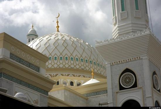 Hazrat Sultan Mosque, Astana, Kazakhstan photo 6