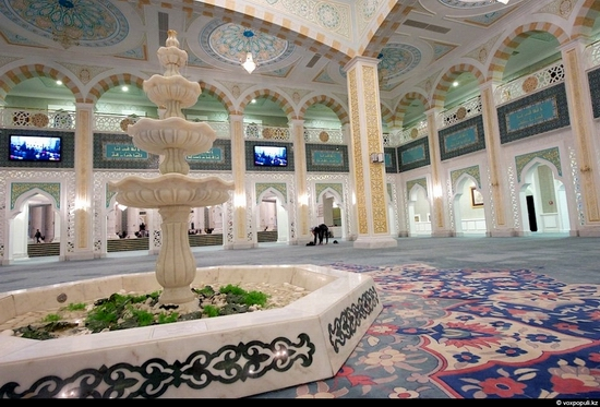Hazrat Sultan Mosque, Astana, Kazakhstan photo 8