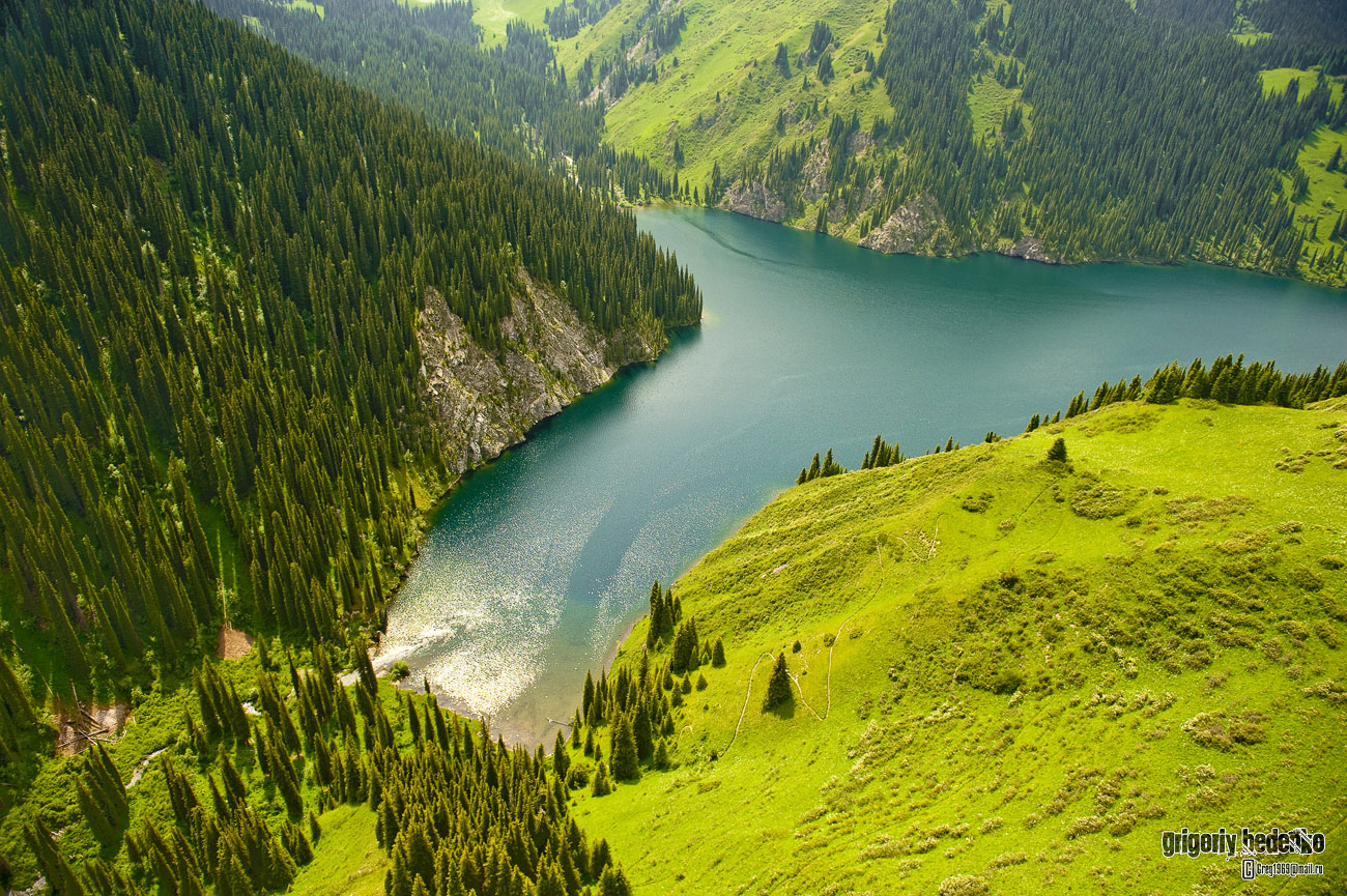 Beautiful landscapes of south eastern kazakhstan for Beautiful landscapes