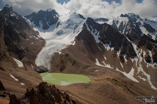 South-eastern Kazakhstan landscape photo 5