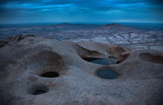 Bektau-Ata, Kazakhstan landscape photo 11