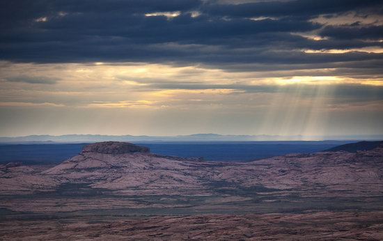 Bektau-Ata, Kazakhstan landscape photo 12