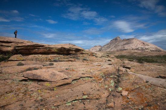 Bektau-Ata, Kazakhstan landscape photo 13
