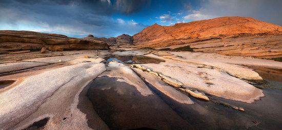 Bektau-Ata, Kazakhstan landscape photo 15